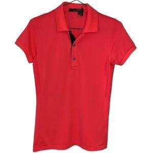 Ralph Lauren Fuchsia Women's Golf Shirt Size XS